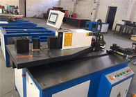 Hydraulic CNC Busbar Bending Cutting Punching Machine 3 Working Station 20x260 mm