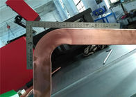 3x5.5KW Busbar CNC Copper Cutting Bending Punching For Power Industry