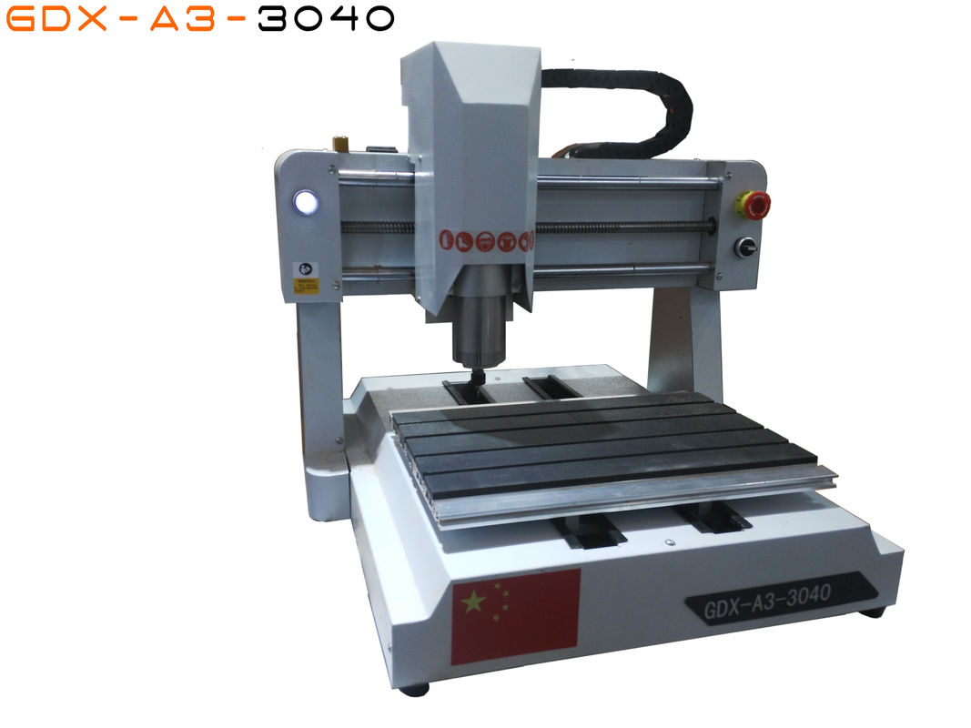 3040 Desktop CNC Router Machine For Wood Cutting , 3D CNC Wood Router